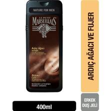 Le Petit Marseillais Duş Jeli Men Serisi Ardıç Ağacı ve Füjer 400ml