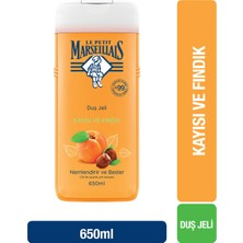 Le Petit Marseillais Banyo ve Duş Jeli Kayısı,Fındık 650 ml