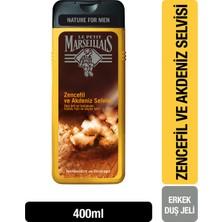 Le Petit Marseillais Men Duş Jeli Zencefil ve Akdeniz Selvisi 400 ml