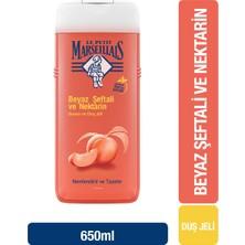 Le Petit Marseillais Duş Jeli Beyaz Şeftali & Nektarin 650 ml