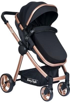 Baby Style Gold Vip Travel Sistem Bebek Arabası - Siyah