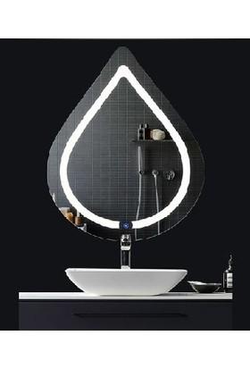 Teko Plus Damla LED Banyo Aynası 60 x 60 cm
