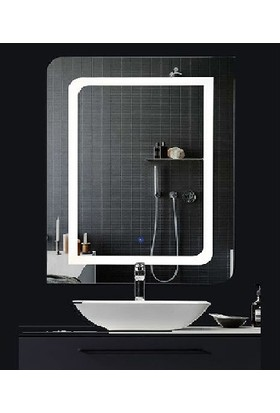 Teko Plus Dikdörtgen LED Banyo Aynası 60 x 80 cm