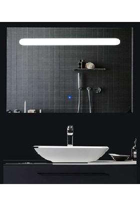 Teko Plus Dikdörtgen LED Banyo Aynası 80 x 60 cm