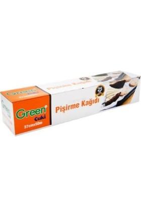 Green Yağlı Pişirme Kağıdı- Green 37 cm x 50 m