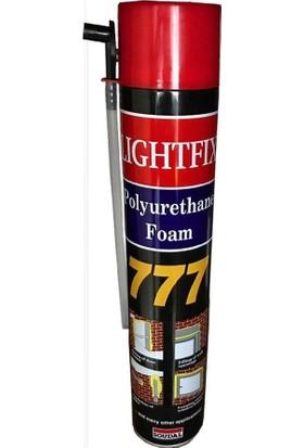 Soudal Lightfix 777 Poliüretan Köpük 600 gr