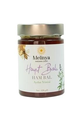 Melinya Hayıt Çiçeği Balı Ham Bal 420 Gr