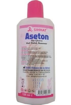 Sıhhat Aseton