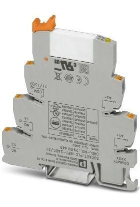 Phoenix Contact PLC-RPT-24DC/21 24VDC 6A 1 Kontak Röle
