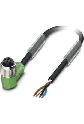 Phoenix Contact SAC-4P-10 0-PVC/M12FR Sensör Kablosu