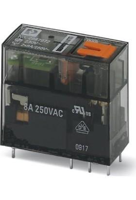 Phoenix Contact REL-MR-230AC/21-21/MS 230VAC 8A 2 Kontak Röle