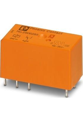 Phoenix Contact REL-MR-BL-24DC/21HC 24VDC 16A 1 Kontak Röle
