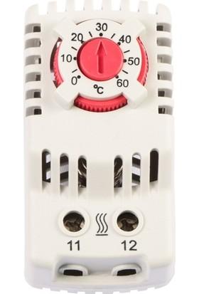 Quick Typ.qht 110-250V Ac 10A Nc Termostat