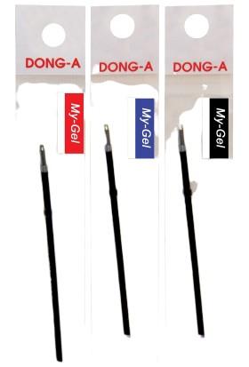Dong-A My-Gel İğne Uçlu Kalem Yedeği 0,5 mm. 12'li paket