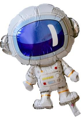 Ohlala Party Astronot Şeklinde Folyo Balon