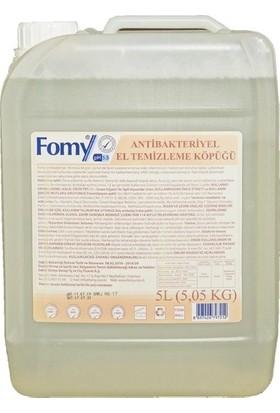 Fomy Antibakteriyel Köpük Sabun 5 lt x 2 Adet