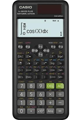 Casıo FX-991ES Plus 2. Nesil Bilimsel Hesap Makinesi
