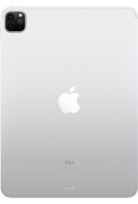 "Apple iPad Pro 2.Nesil Wi-Fi Cellular 1TB 11"" Tablet - Gümüş MXE92TU/A"
