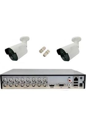 Natro 16 Lı Kamera Sistemi Set