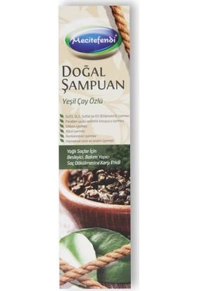 Doğal Şampuan Yeşil Çay 250 ml
