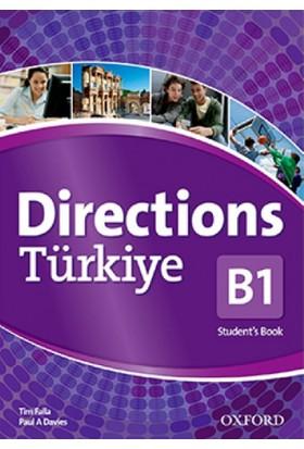 Oxford Yayınları Directions Türkiye B1 Students Book