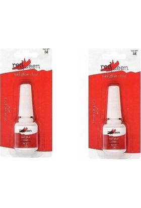 Red Queen Tırnak Yapıştırıcı 5g Şeffaf RQ-1482 2 Adet