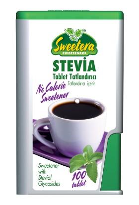 Sweetera Stevia Tatlandırıcı 100 Tablet