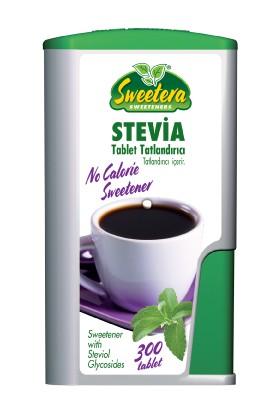 Sweetera Stevia Tatlandırıcı 300 Tablet