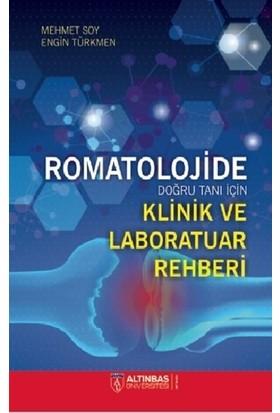 Romatolojide Doğru Tanı İçin Klinik Ve Laboratuar Rehberi - Engin Türkmen