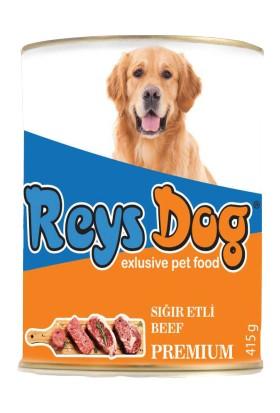 Reys Dog Etli Konserve Mama 415 gr 24'lü