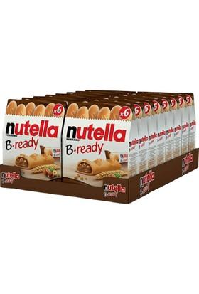 Nutella B-Ready 6'lı 132 gr - 16'lı 1 Koli