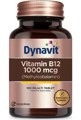 eczacıbaşı Dynavit Vitamin B12 1000 Mcg 100 Tablet