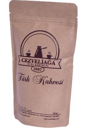 Cezveliağa 250 gr Orta Kavrulmuş Türk Kahvesi