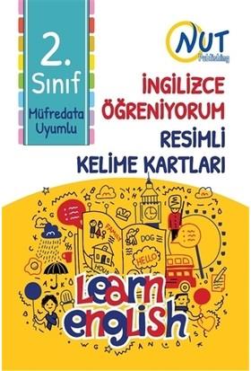 2. Sınıf İngilizce Öğreniyorum Resimli Kelime Kartları
