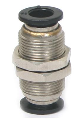 Motion Mini Perde Geçişli Nipel 6 mm Perde Geçiş Nipeli