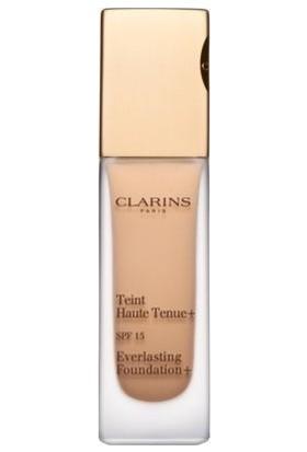 Clarins Everlasting Foundation Spf 15 107 Fondöten