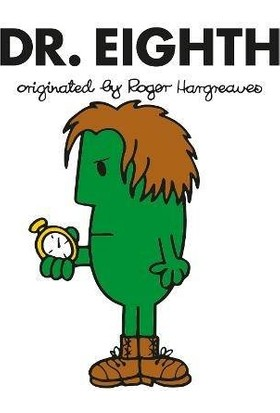 Doctor Who: Dr. Eighth (Roger Hargreaves) - Adam Hargreaves