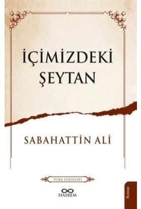 İçimizdeki Şeytan - Sabahattin Ali