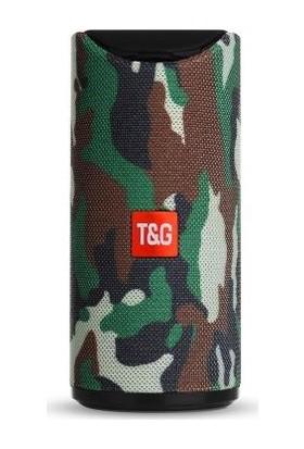 T&G TG113 Bluetooth Hoparlör - Kamuflaj