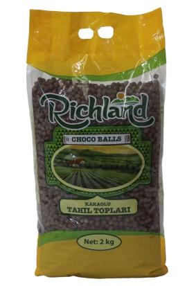 Rıchland Choco Balls Kakaolu Tahıl Topları 2 kg