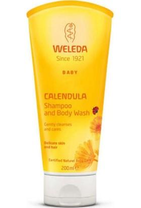Weleda Calendula Organik Saç ve Vücut Şampuanı 200ml