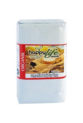 Happy Life Organik Buğday Unu 1 kg