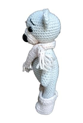 ÖRBİ Ayıcık Amigurumi Oyuncak (17 cm)
