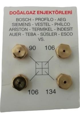 Çamlar Doğalgaz Ocak Enjektörü (Universal)