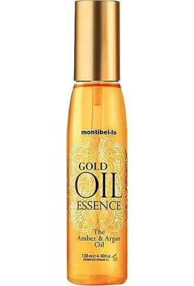 Montibello Gold Oil Essence Amber ve Argan Yağı