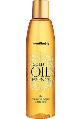 Montibello Gold Oil Essence Amber ve Argan Şampuan 250 ml