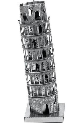 Spelt Mini 3D Metal Maket Puzzle Pisa Kulesi