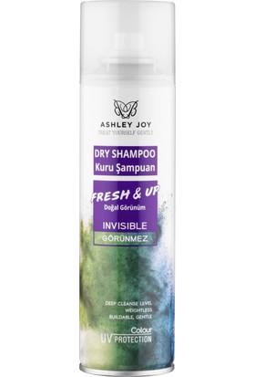 Ashley Joy Doğal Görünüm Kuru Şampuan 200 ml