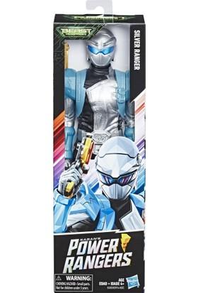 Hasbro Power Ranger Best Morphers Figür - Silver Ranger