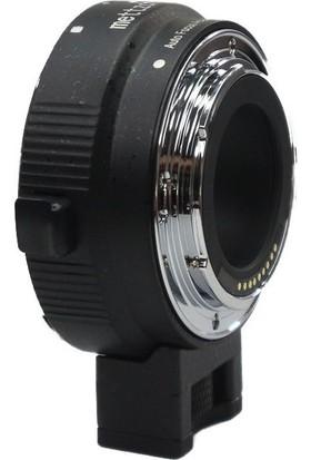 Mettzchrom Ef-Eosm Lens Adaptörü Conon Eosm Gövde Için- Canon Ef/ef-S Lens Adaptörü